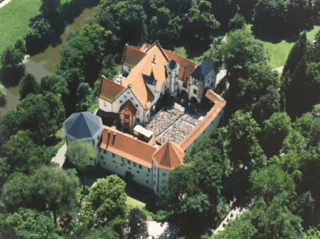 Bild Schloss in Jagsthausen